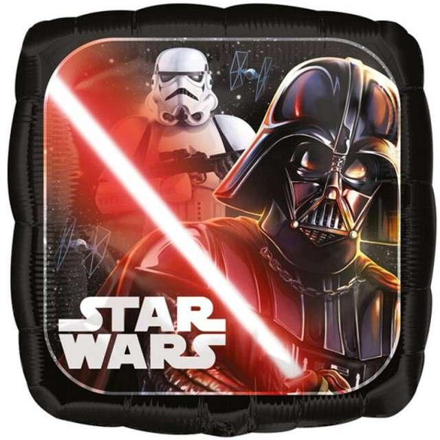 """Balon foliowy """"Star Wars Classic"""", AMSCAN, 18"""" SQR"""