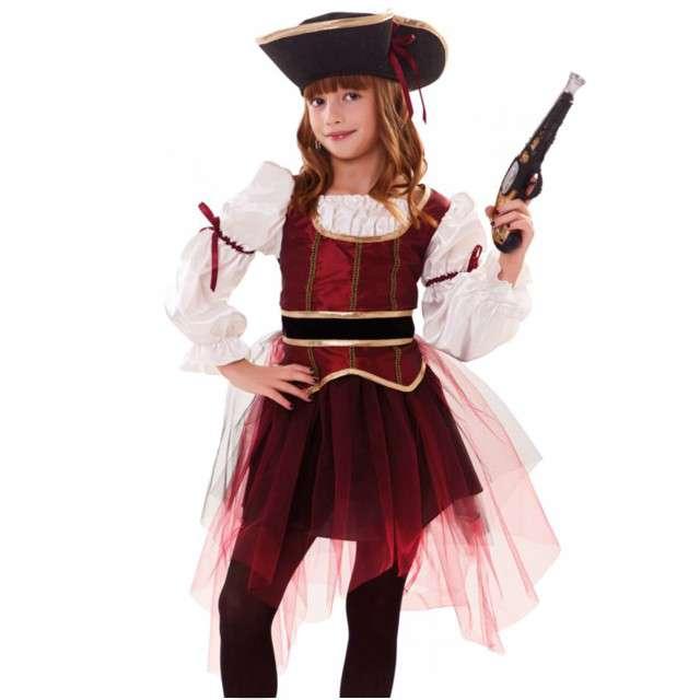 """Strój dla dzieci """"Piratka"""", FYASA, rozm. 5-6 lat"""