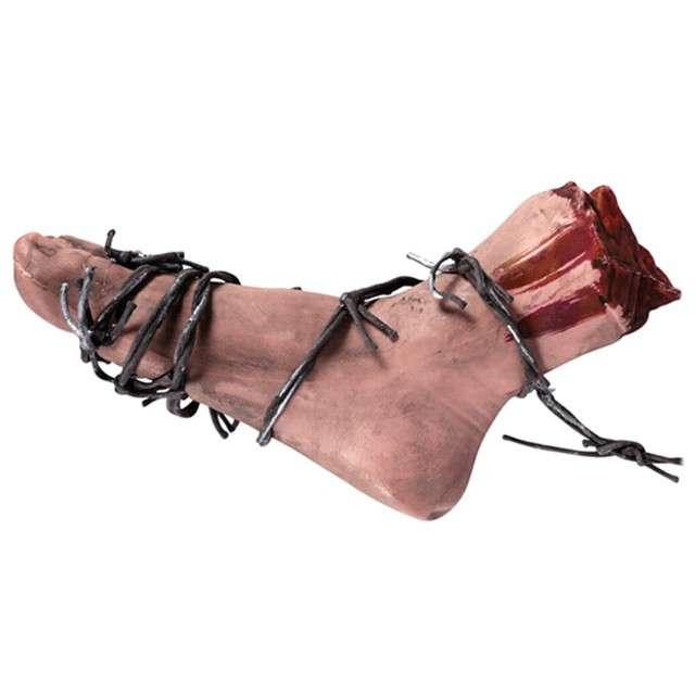 """Dekoracja """"Odcięta Noga"""", FYASA, 20 cm"""