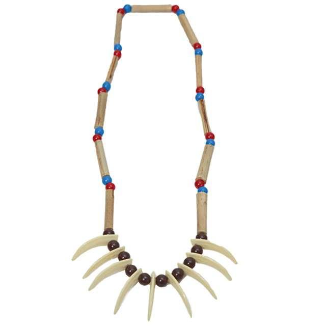 Naszyjnik Indiański - Zęby FYASA