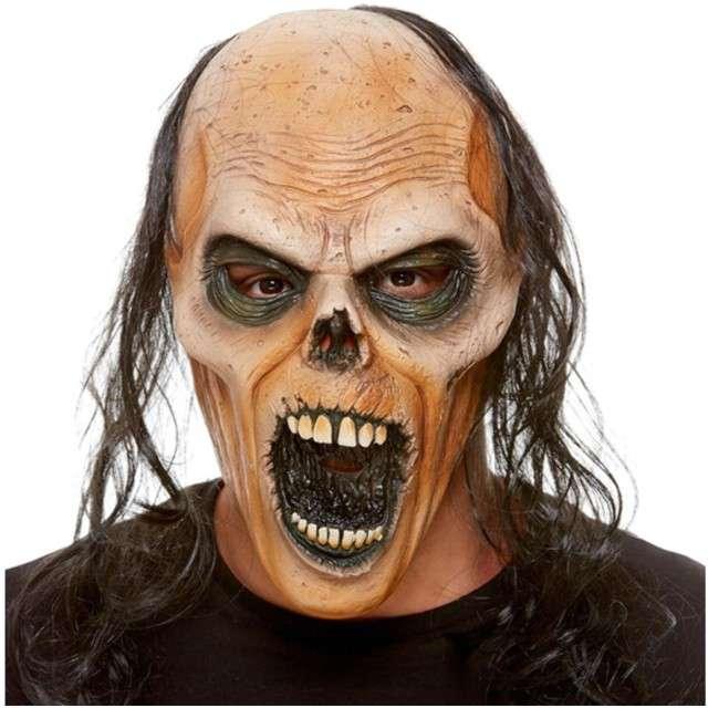 """Maska """"Zombie"""", lateksowa, SMIFFYS"""
