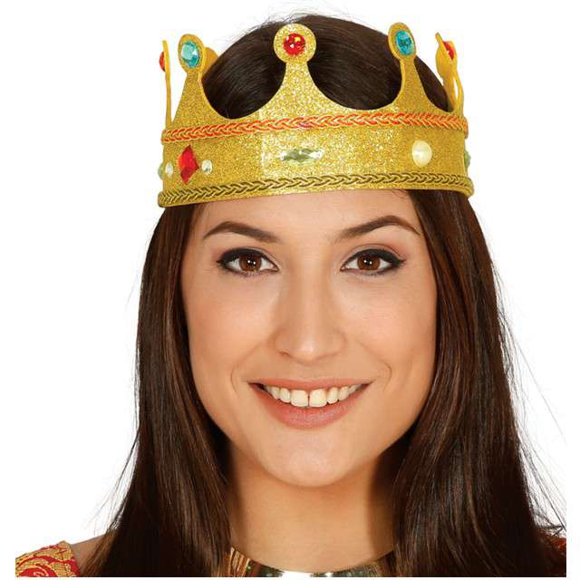 """Korona party """"Królowa"""", GUIRCA"""