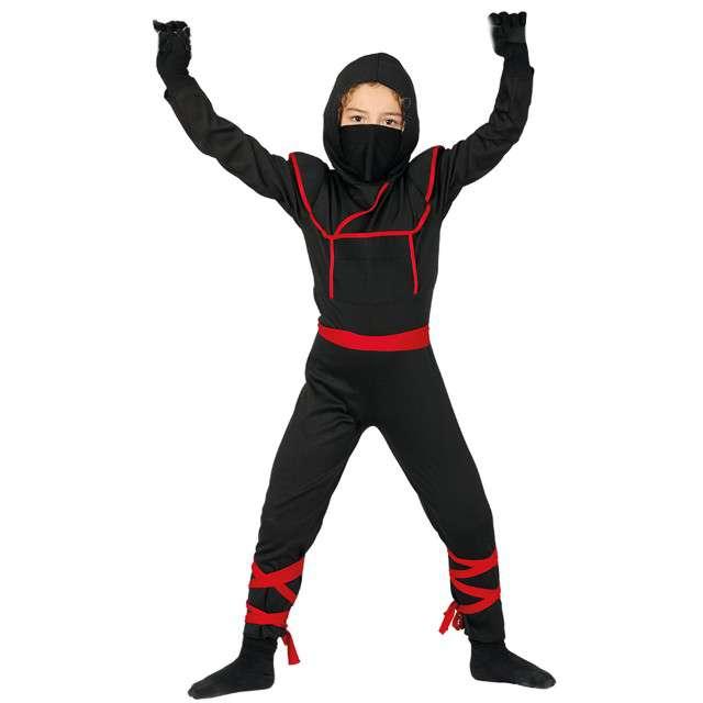 """Strój dla dzieci """"Ninja Shinobi"""", GUIRCA, rozm. 7-9 lat"""