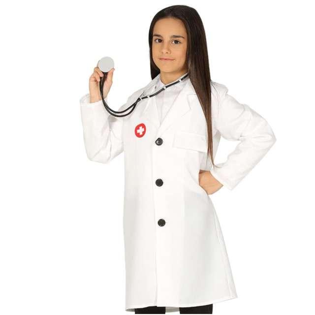 """Strój dla dzieci """"Pani Doktor"""", GUIRCA, rozm. 3-4 lata"""
