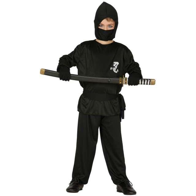 Strój dla dzieci Ninja Yamakasi GUIRCA rozm. 5-6 lat