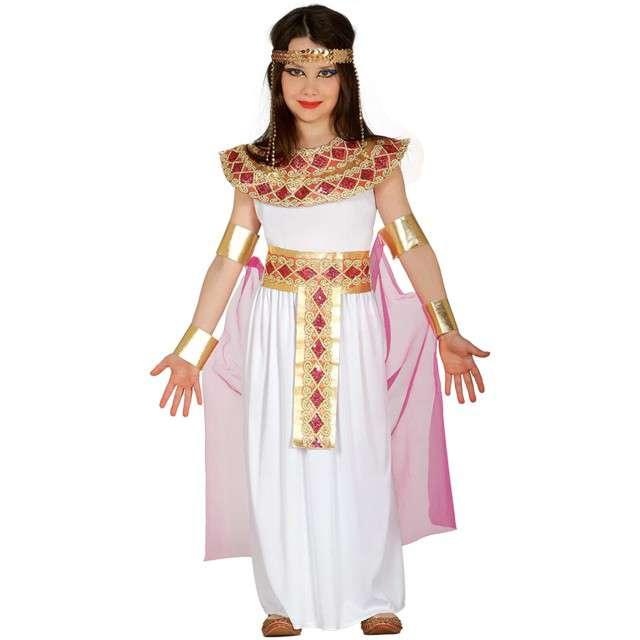 """Strój dla dzieci """"Egipska Królowa"""", GUIRCA, rozm. 7-9 lat"""