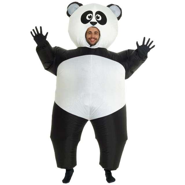 "Strój dla dorosłych ""Panda"", GODAN, nadmuchiwany"
