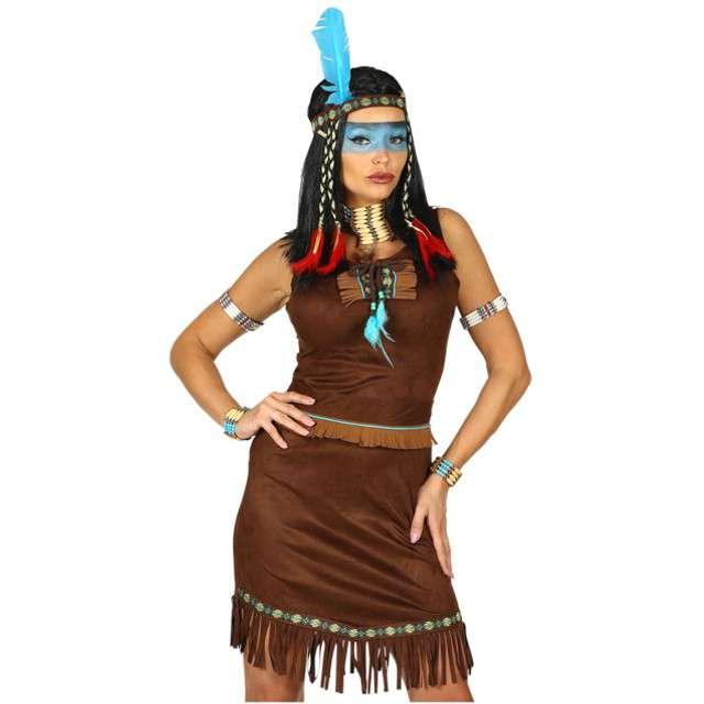"""Strój dla dorosłych """"Indianka Sexy Niley"""", WIDMANN, rozm. XL"""