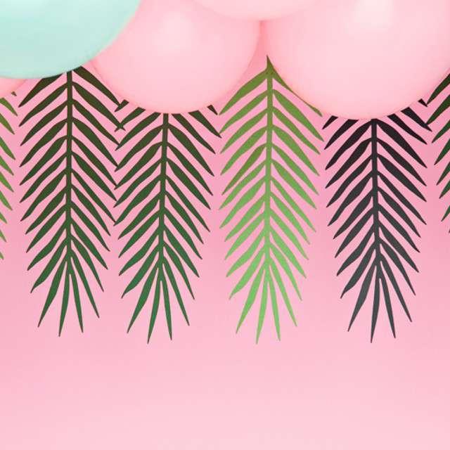 Girlanda Aloha - Tropikalne Liście zielona PartyDeco 125 cm