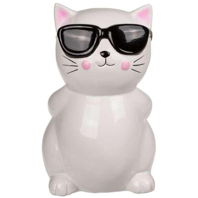 "Skarbonka ""Kot w Okularach XL"", OOTB"