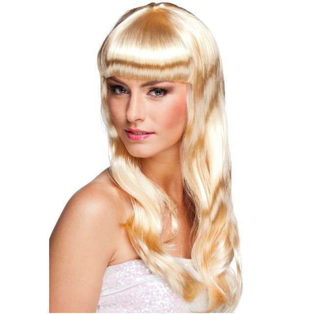 Peruka party Chique blond BOLAND