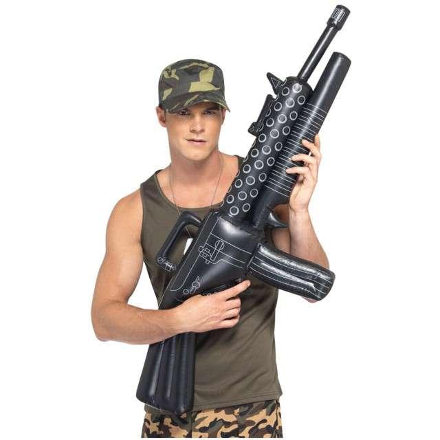 Dmuchaniec Karabin M16A1 SMIFFYS 112 cm