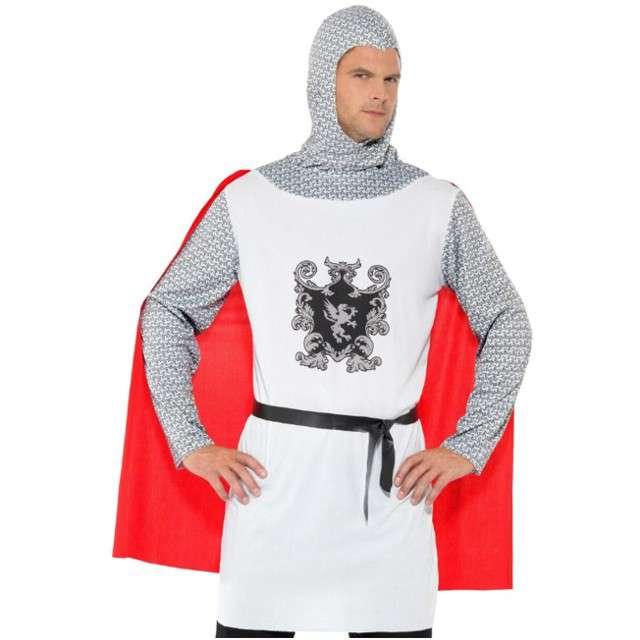 """Strój dla dorosłych """"Rycerz Templariusz"""", SMIFFYS, rozm. L"""