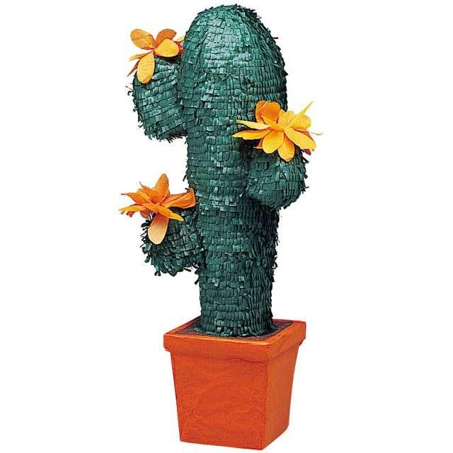 """Piniata """"Kaktus"""", UNIQUE, rozm. 67x32 cm"""