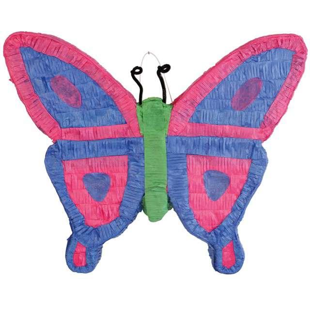 "Piniata ""Motylek"", AMSCAN, 50x40 cm"