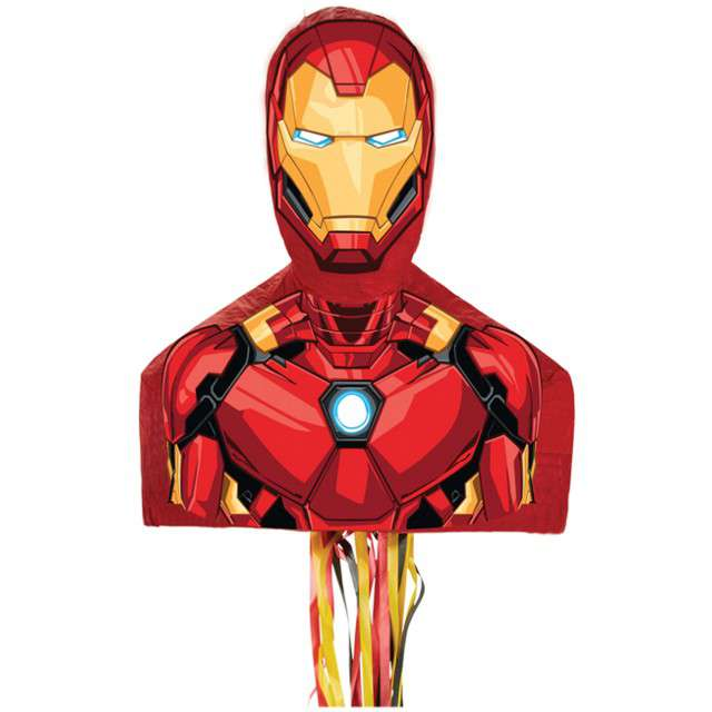 Piniata Iron Man AMSCAN 46x36 cm