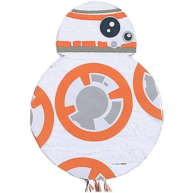 "Piniata ""Star Wars BB8"", AMSCAN, 52x40 cm"