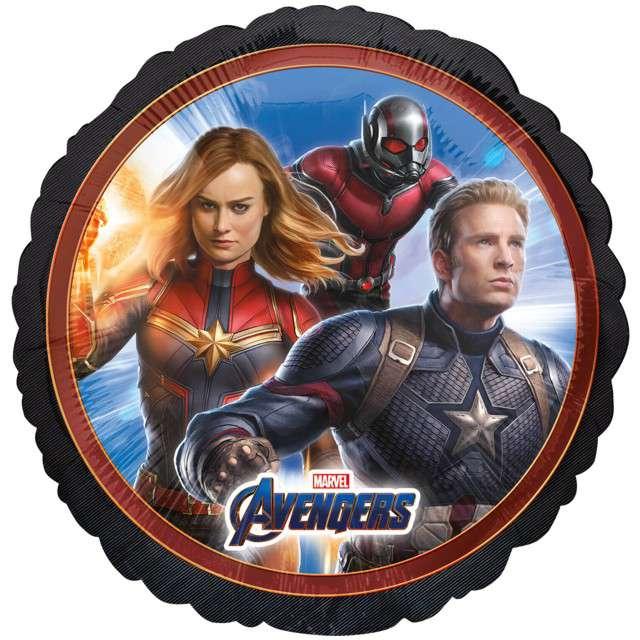 "Balon foliowy ""Endgame - Avengers"", AMSCAN 18"" CIR"