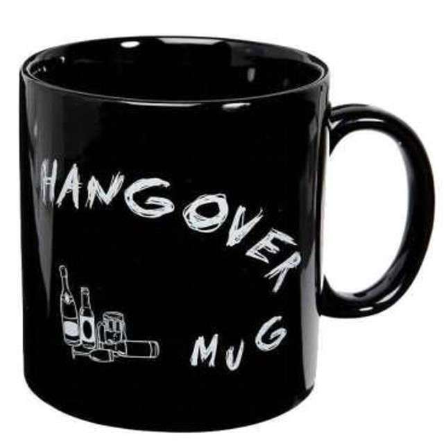 "Kubek ""Hangover na kaca - XXL"", Spencer & Fleetwood, 850 ml"