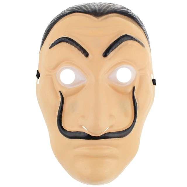"Maska ""El Prosesor - Dom z Papieru"",  plastikowa, GODAN"