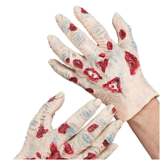"""Rękawiczki """"Zombie"""", SMIFFYS"""