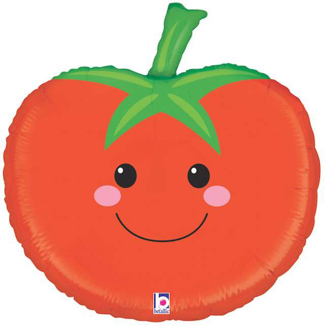 "Balon foliowy ""Pomidor"", GRABO, 25"" SHP"