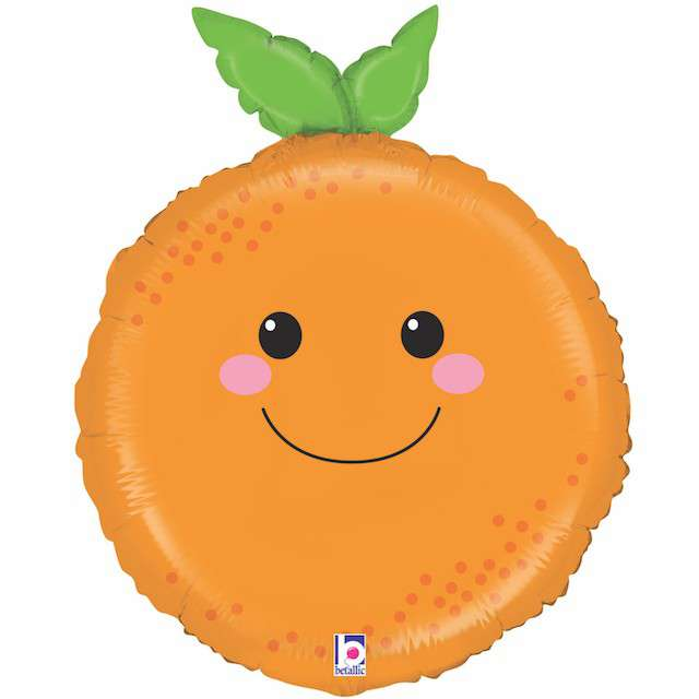 """Balon foliowy """"Pomarańcza"""", GRABO, 26"""" SHP"""