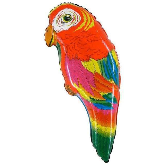 "Balon foliowy ""Papuga Ara"", GRABO, 28"" SHP"
