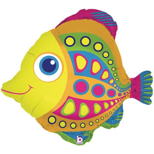 """Balon foliowy """"Ryba"""", GRABO, 27"""" SHP"""