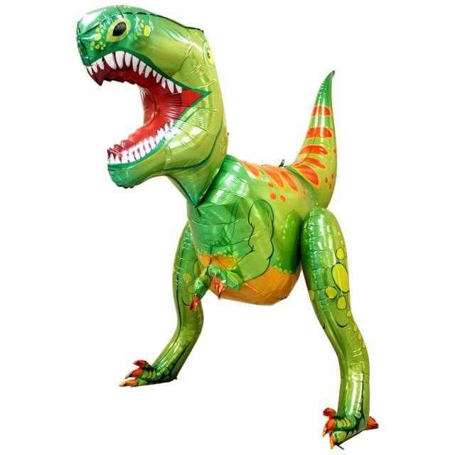 "Balon foliowy ""Dinozaur 3D"", GRABO, 60"" SHP"