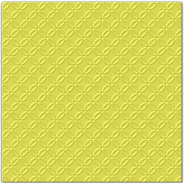 """Serwetki """"Modern"""", żółty, PAW, 33 cm, 20 szt"""