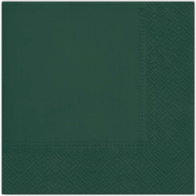 """Serwetki """"Classic"""", zielone, PAW, 33 cm, 20 szt"""