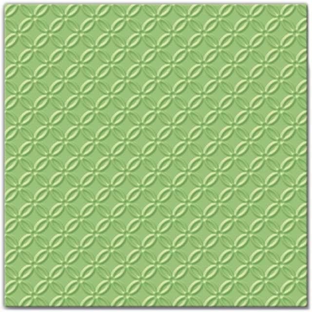"""Serwetki """"Modern"""", zielony, PAW, 33 cm, 20 szt"""