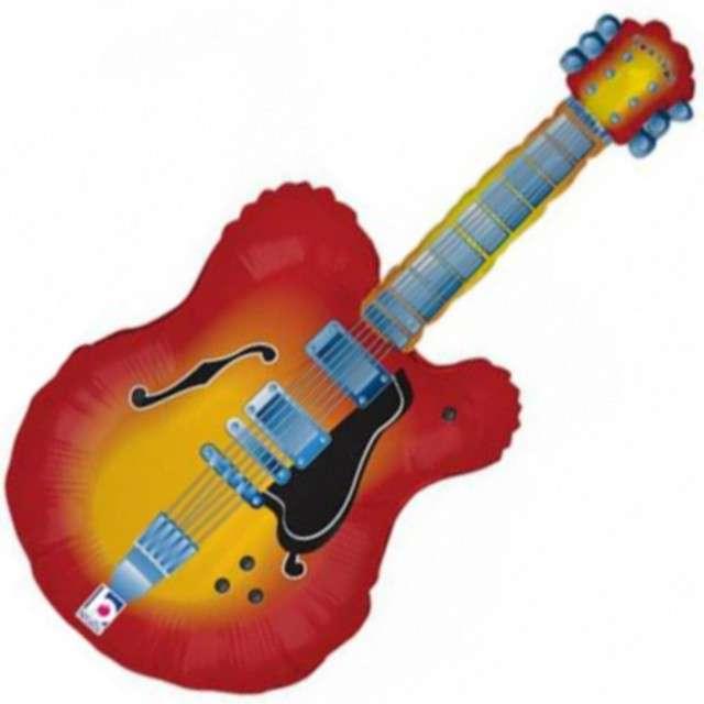 Balon foliowy Gitara GRABO 43 SHP