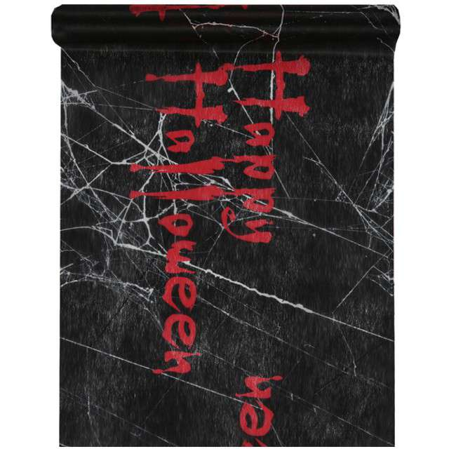 "Bieżnik ""Bloody Halloween"", SANTEX, 500 x 30 cm"