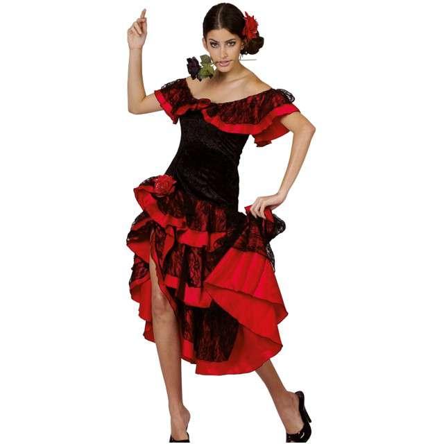 """Strój dla dorosłych """"Dama Flamenco"""", GODAN, rozm. M"""