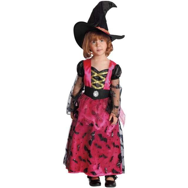 """Strój dla dzieci """"Czarownica Pink Hex"""", GODAN,  92/104 cm"""