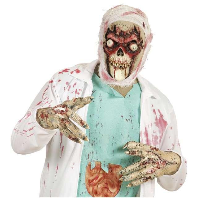 Maska Zombie w Bandażu WIDMANN