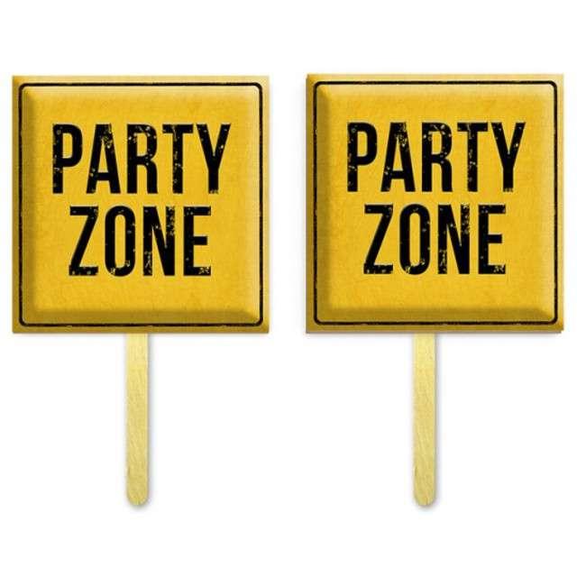 """Fotogadżet """"Party Zone"""", DekoracjePolska, 2 szt"""