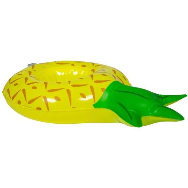"""Dmuchaniec """"Piwny Ananas"""", żółty, FOLAT"""