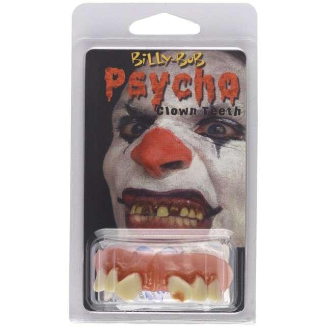 """Sztuczne zęby """"Klaun Psychopata"""", SMIFFYS"""