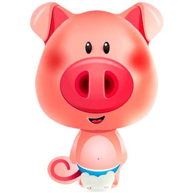 """Balon foliowy """"Świnka Pigi"""", FOLAT, 13"""", SHP"""