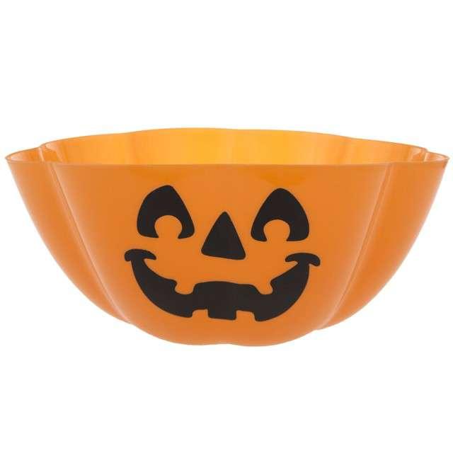 """Miska """"Dynia - Halloween"""", pomarańczowa, FunnyFashion"""