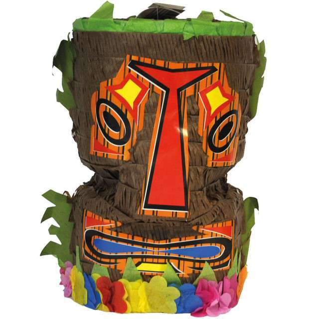 "Piniata ""Hawajska - Hawaii Tiki"", Funny Fashion, 40 cm"