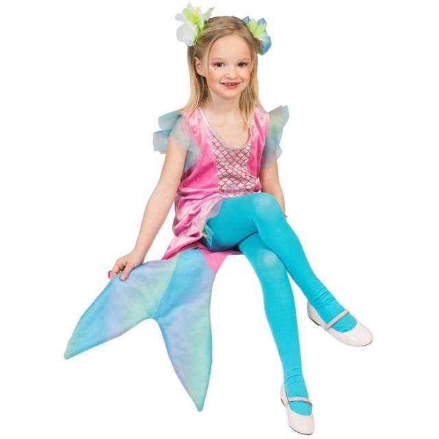 """Strój dla dzieci """"Syrenka"""", Funny Fashion, 128 cm"""