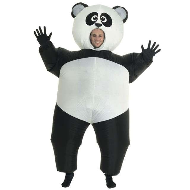 "Strój dla dorosłych ""Panda"", FunnyFashion, nadmuchiwany"