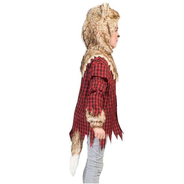 Strój dla dzieci Wilkołak Funny Fashion rozm. 140 cm