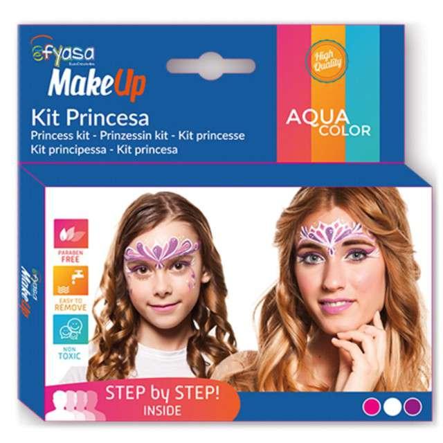 Make-up party Księżniczka FYASA