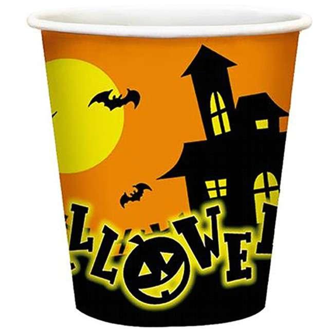 "Kubeczki papierowe ""Halloween"", FYASA, 266 ml, 6 szt"