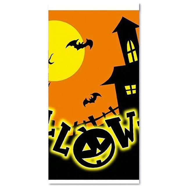 """Obrus foliowy """"Halloween"""", FYASA, 182x137 cm"""